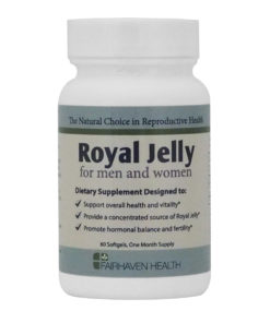 Royal Jelly for Fertility