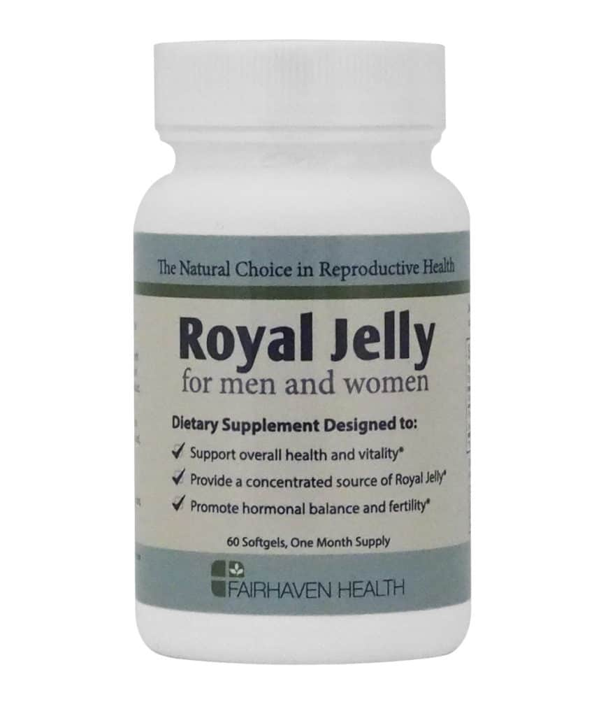 royal jelly supplement for fertility
