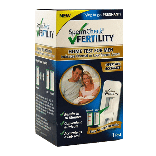 SpermCheck for Fertility