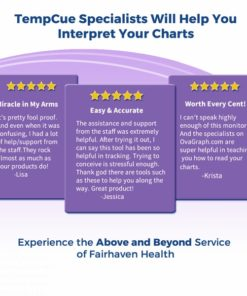 TempCue Specialists Will Help You Interpret Your Charts